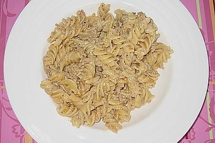 Crème fraiche - Nudeln 15