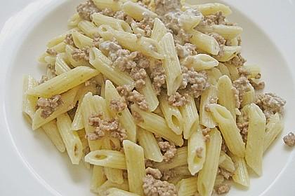Crème fraiche - Nudeln 5