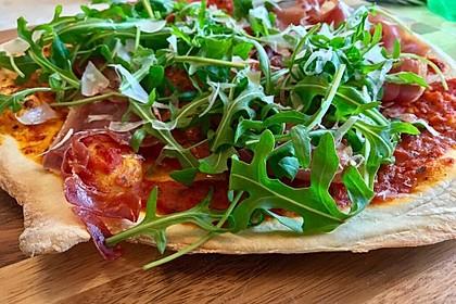 Italienischer Pizzateig 84