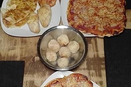 Italienischer Pizzateig 115