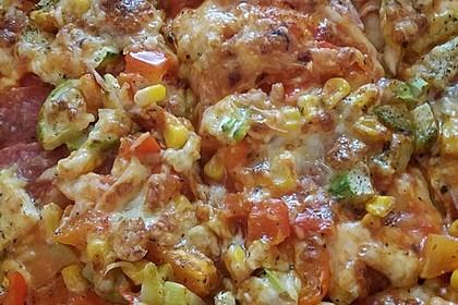 Italienischer Pizzateig 130