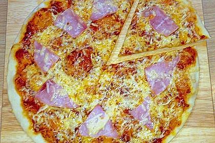 Italienischer Pizzateig 322