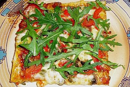 Italienischer Pizzateig 154