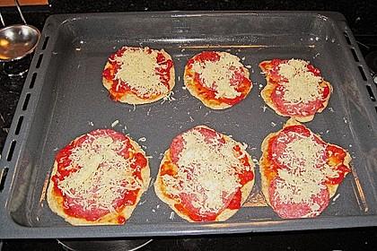Italienischer Pizzateig 272