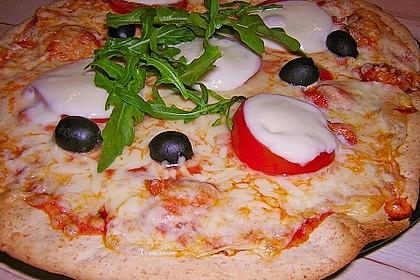 Italienischer Pizzateig 7
