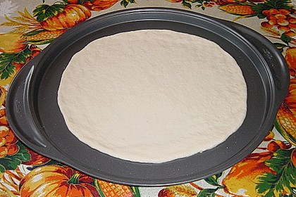 Italienischer Pizzateig 197