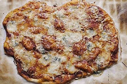 Italienischer Pizzateig 327
