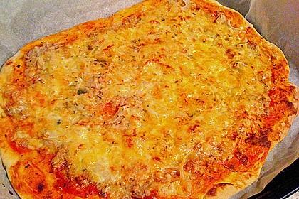 Italienischer Pizzateig 271