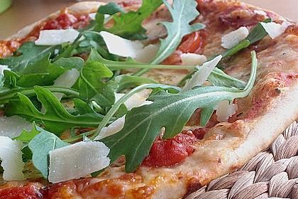 Italienischer Pizzateig 2