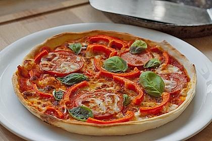 Italienischer Pizzateig 6