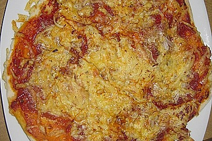 Italienischer Pizzateig 254