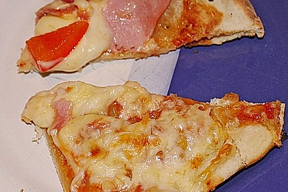 Italienischer Pizzateig 190