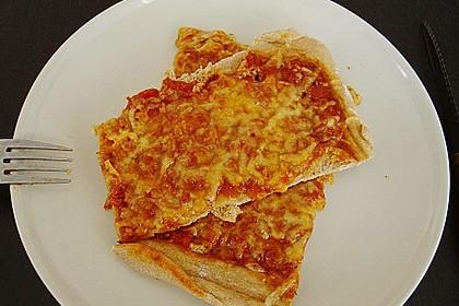 Italienischer Pizzateig 194