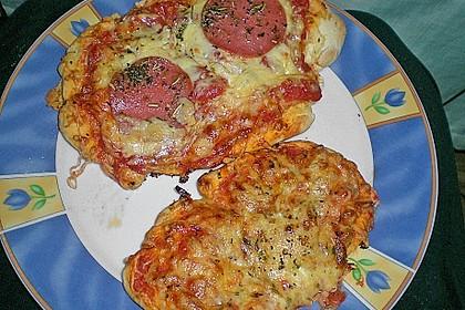 Italienischer Pizzateig 206