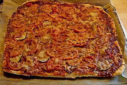Italienischer Pizzateig 300