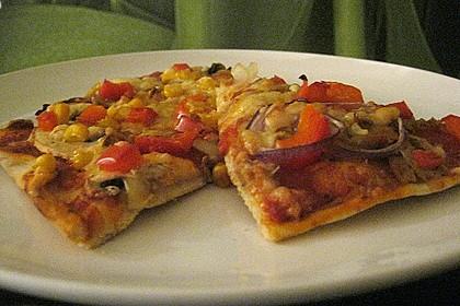 Italienischer Pizzateig 288
