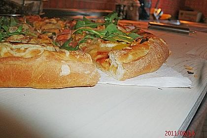 Italienischer Pizzateig 58