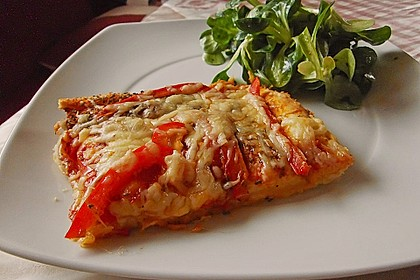 Italienischer Pizzateig 59