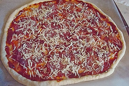 Italienischer Pizzateig 162