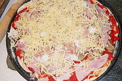 Italienischer Pizzateig 277