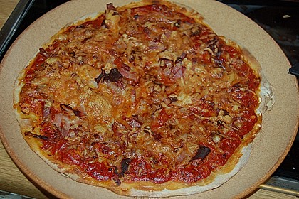 Italienischer Pizzateig 229