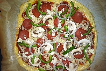 Italienischer Pizzateig 188