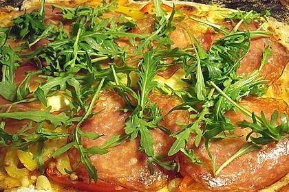 Italienischer Pizzateig 170