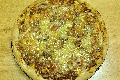 Italienischer Pizzateig 330