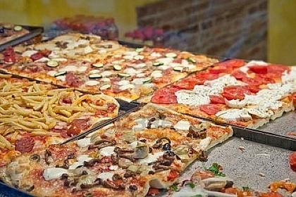 Italienischer Pizzateig 350
