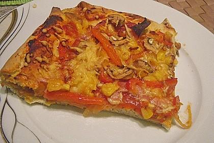 Italienischer Pizzateig 189