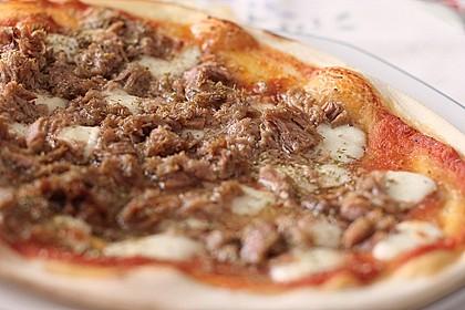 Italienischer Pizzateig 65
