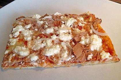 Italienischer Pizzateig 159