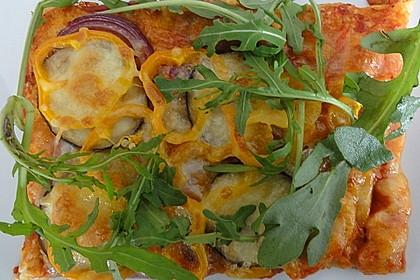Italienischer Pizzateig 140