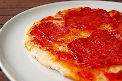 Italienischer Pizzateig 71