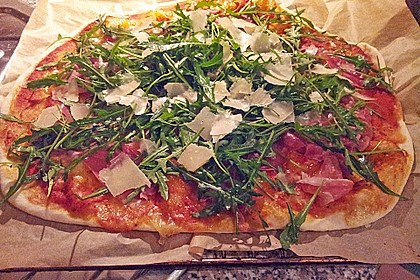 Italienischer Pizzateig 43