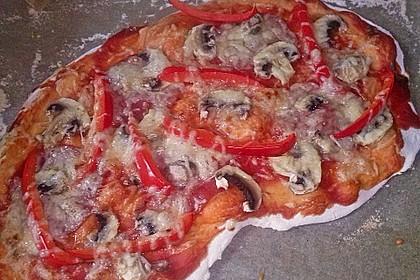Italienischer Pizzateig 204