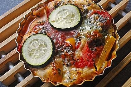 Italienischer Pizzateig 235