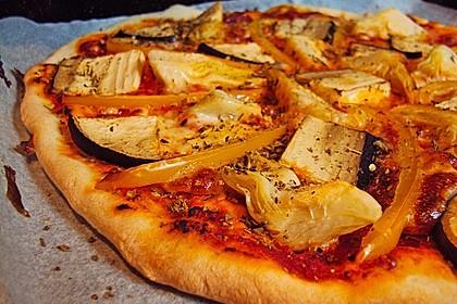 Italienischer Pizzateig 47