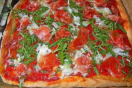 Italienischer Pizzateig 29