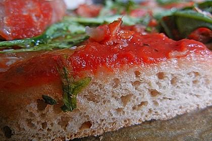 Italienischer Pizzateig 127