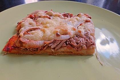 Italienischer Pizzateig 145