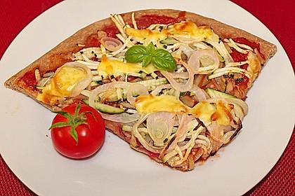 Italienischer Pizzateig 157