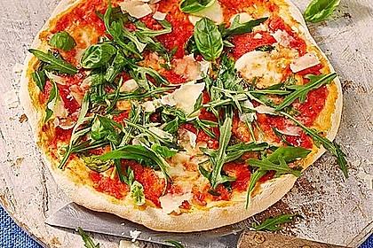 Italienischer Pizzateig 3