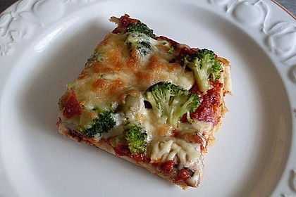 Italienischer Pizzateig 69