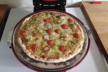 Italienischer Pizzateig 104