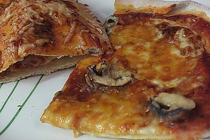 Italienischer Pizzateig 78