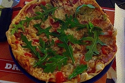 Italienischer Pizzateig 347