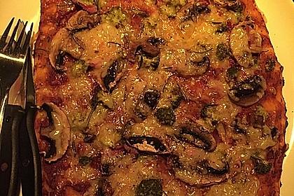Italienischer Pizzateig 168