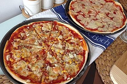 Italienischer Pizzateig 37