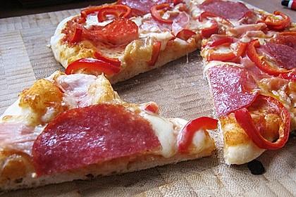 Italienischer Pizzateig 8